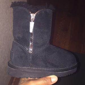 Toddler Black Ugg Boots